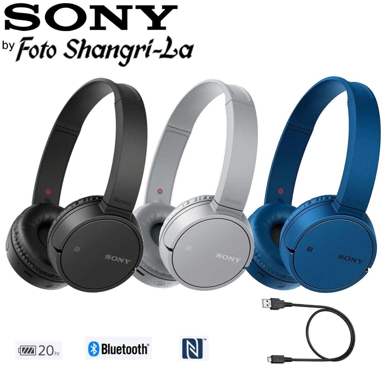 Tai nghe không dây Sony WH-CH500 cung cấp chất lượng âm thanh mạnh mẽ, sống động