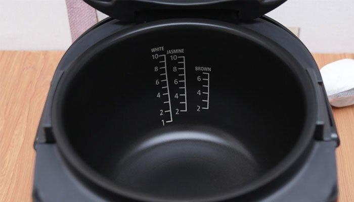 nồi cơm điện cao tần nấu cơm ngon hơn
