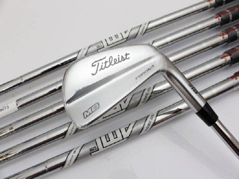 Gậy golf Titleist có xuất xứ từ Mỹ
