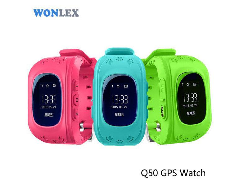 đồng hồ định vị wonlex