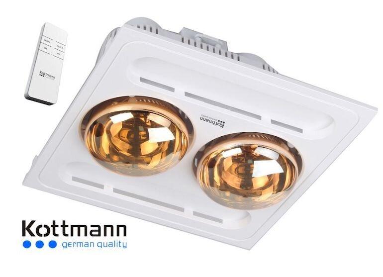 Đèn sưởi Kottmann âm trần K9R