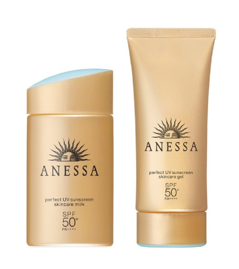 Kem chống nắng body Anessa Perfect UV Skincare Milk