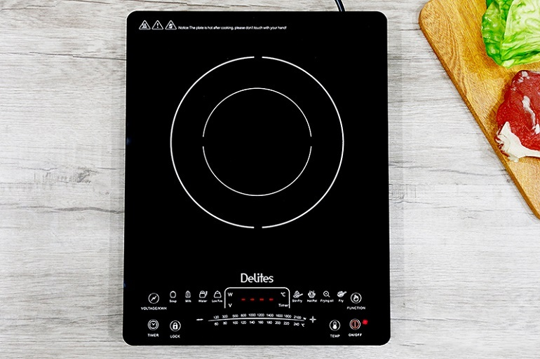 Bếp từ Delites có những ưu điểm nào?