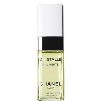 Chanel Fragrance CRISTALLE EAU VERTE EAU DE TOILETTE CONCENTRÉE SPRAY (3.4 FL. OZ.)