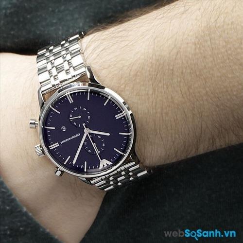 lựa chọn đồng hồ phù hợp hoàn cảnh