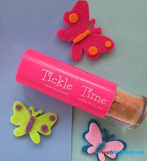 Tickle Time Sunblock