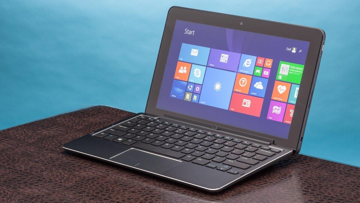 Dell Venue Pro 11 7000 có kích thước 10,8 inch