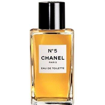 Chanel Fragrance N°5 EAU DE TOILETTE BOTTLE (3.4 FL. OZ.)
