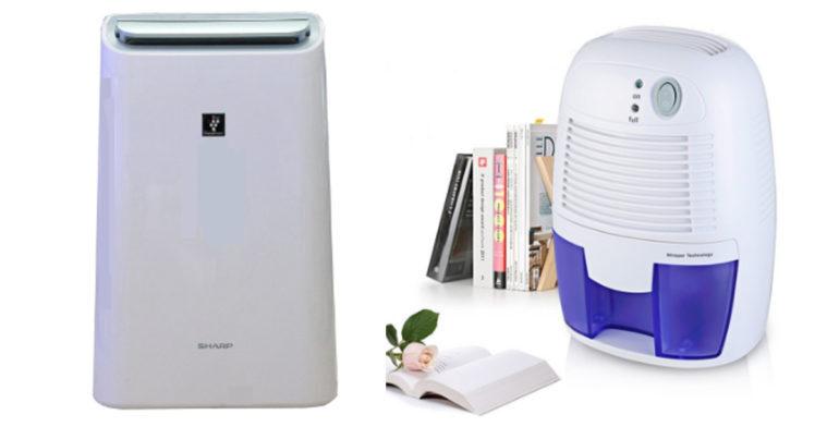 5 tiêu chí quan trọng để lựa chọn được máy hút ẩm giá rẻ tốt nhất cho gia đình
