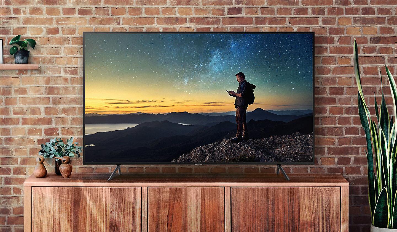 Samsung NU7400 sở hữu rất nhiều ưu điểm