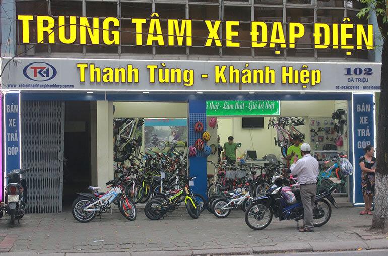 Dịch vụ chuyên nghiệp làm hài lòng khách hàng trung tâm Thanh Tùng - Khánh Hiệp (Nguồn: xedienkhanhhiep.com)