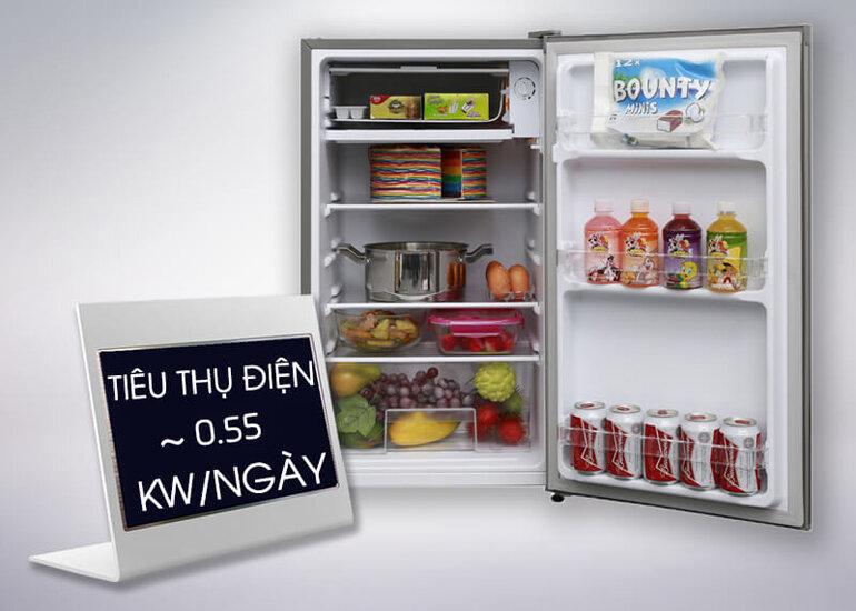 Thiết kế chiếc tủ lạnh mini