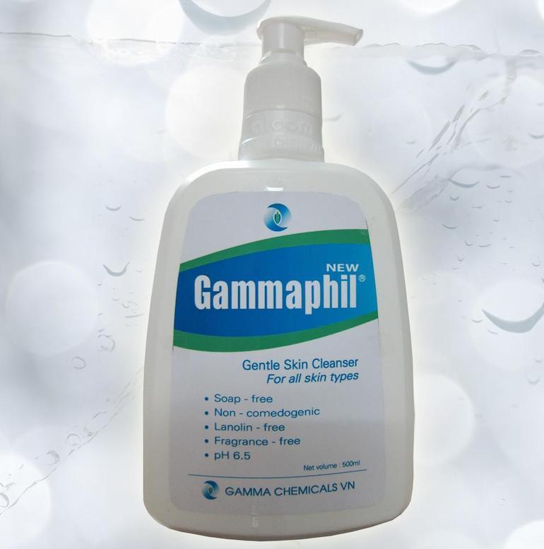 Đôi nét về thương hiệu sữa rửa mặt Grammar Phil