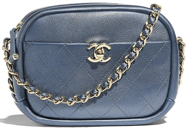 Chanel Casual Trip Camera Case Bag