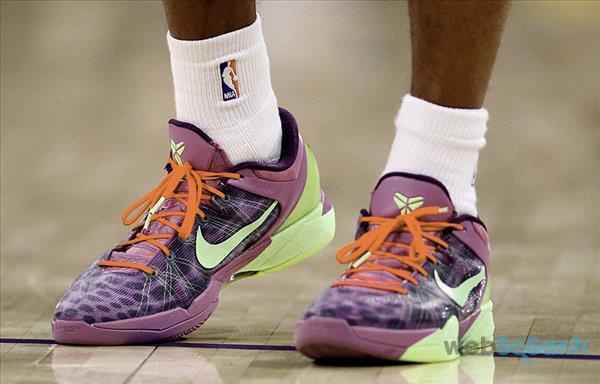 giày bóng rổ Nike Zoom Kobe 7