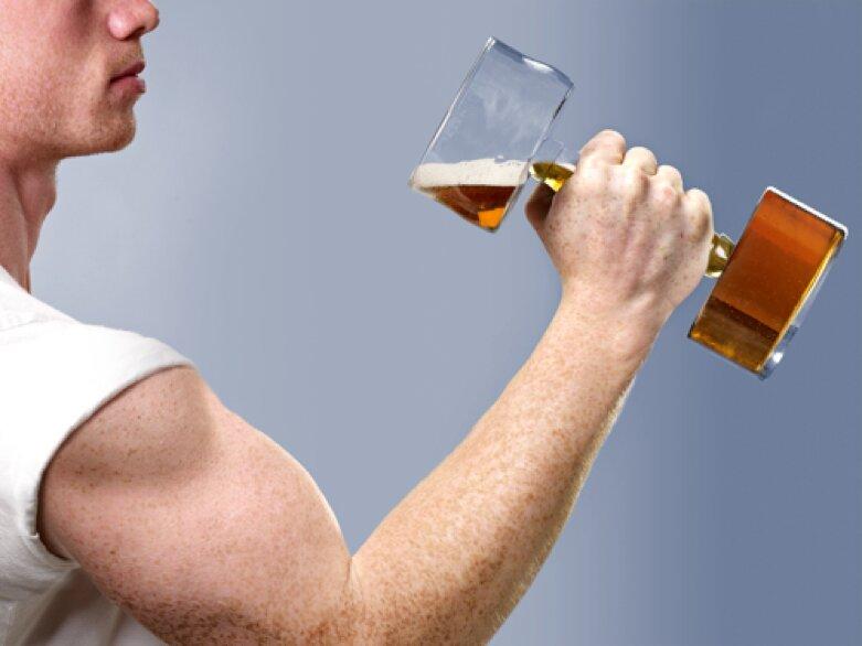 Uống bia tốt cho xương