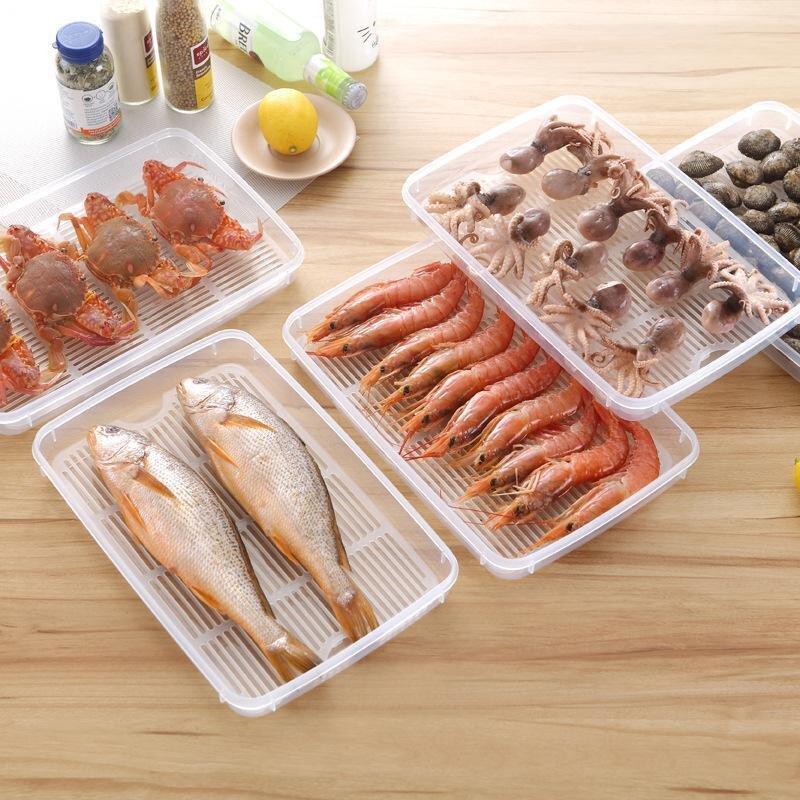 Cách bảo quản thực phẩm thủy hải sản