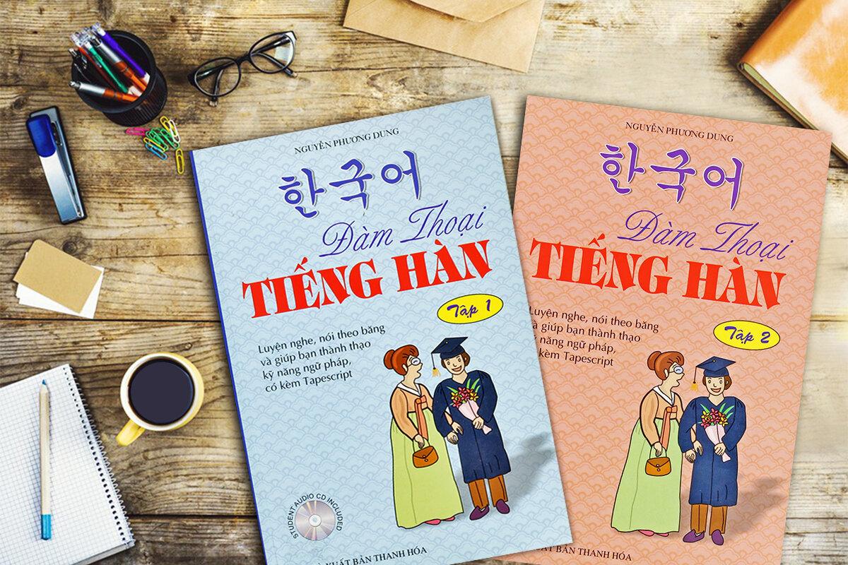 Đàm Thoại Tiếng Hàn là quyển sách dành cho dành cho những ai quan tâm tiếng Hàn Quốc và mong muốn tìm hiểu vể đất nước, con người cũng như văn hóa Hàn Quốc.