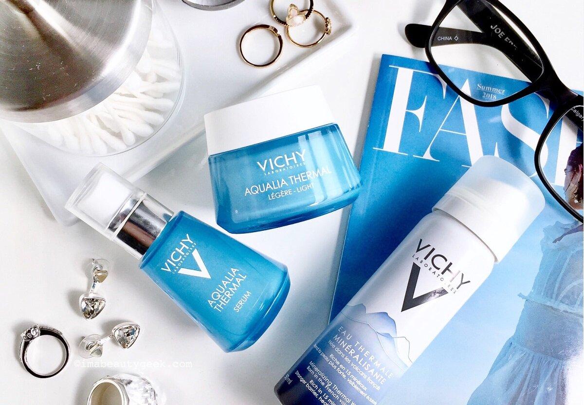 Các loại kem dưỡng ẩm Vichy mang đến những hiệu quả tuyệt vời cho làn da của người sử dụng