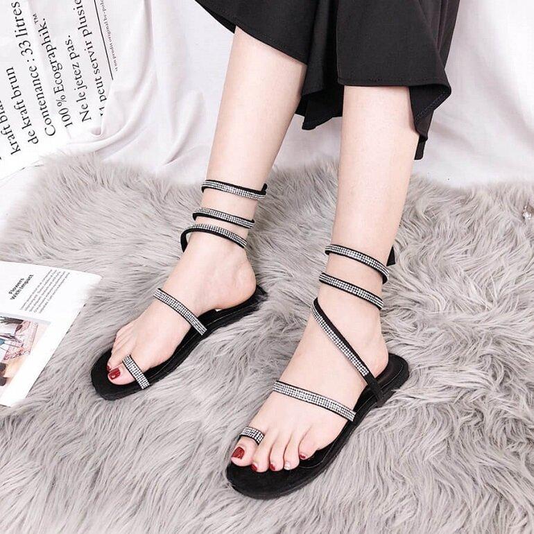 sandal nữ xỏ ngón