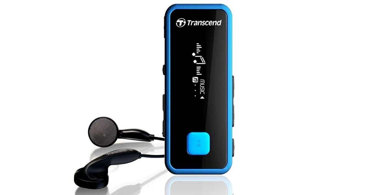Hình ảnh máy nghe nhạc Transcend MP350B