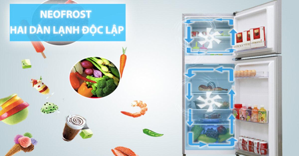 Đánh giá tủ lạnh Beko inverter 200 lít RDNT200I50VS vừa HOT là vừa RẺ