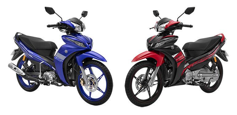 so sánh xe máy yamaha jupiter rc và gp