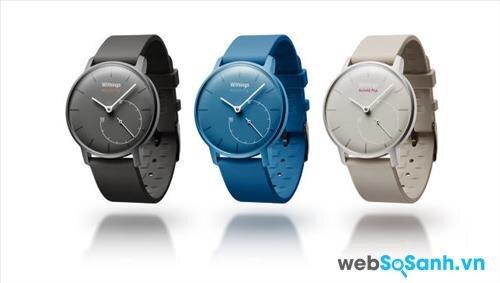 Đồng hồ thông minh cao cấp đến từ Thụy Sĩ với khả năng chống thấm nước và chống va đập tốt