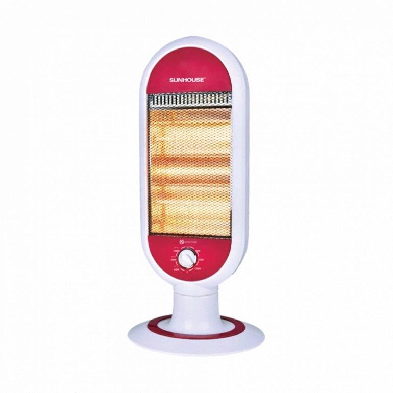 Giữ ấm phòng ngủ bằng đèn sưởi