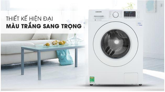 Máy giặt Samsung Inverter 8 kg WW80J52G0KW/SV - Giá rẻ nhất: 6.200.000 vnđ