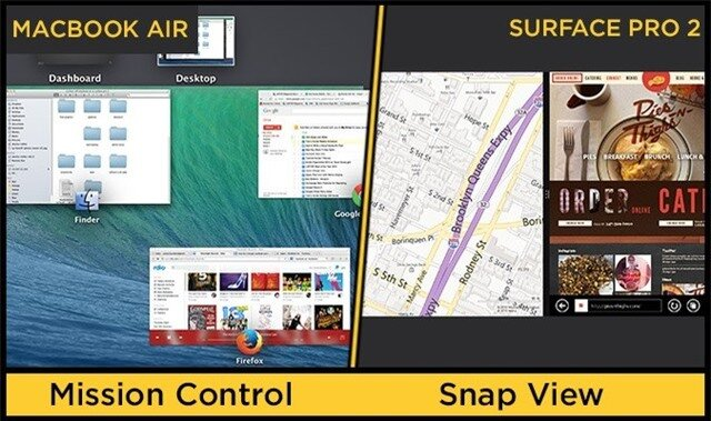 multitasking air surfacepro2