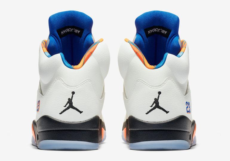 """Ý tưởng sáng tạo ra giày Nike Air Jordan 5 Retro """"Orange Peel"""" xuất phát từ đâu ?"""
