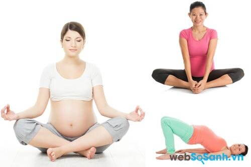 Bài tập Kegel mang lại nhiều lợi ích đối với sức khỏe mẹ bầu
