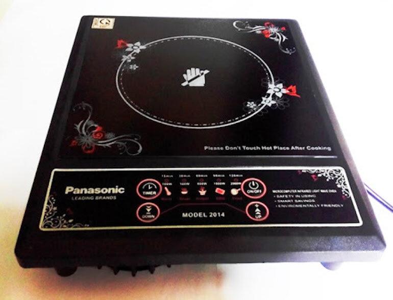 Bếp hồng ngoại Panasonic là gì?