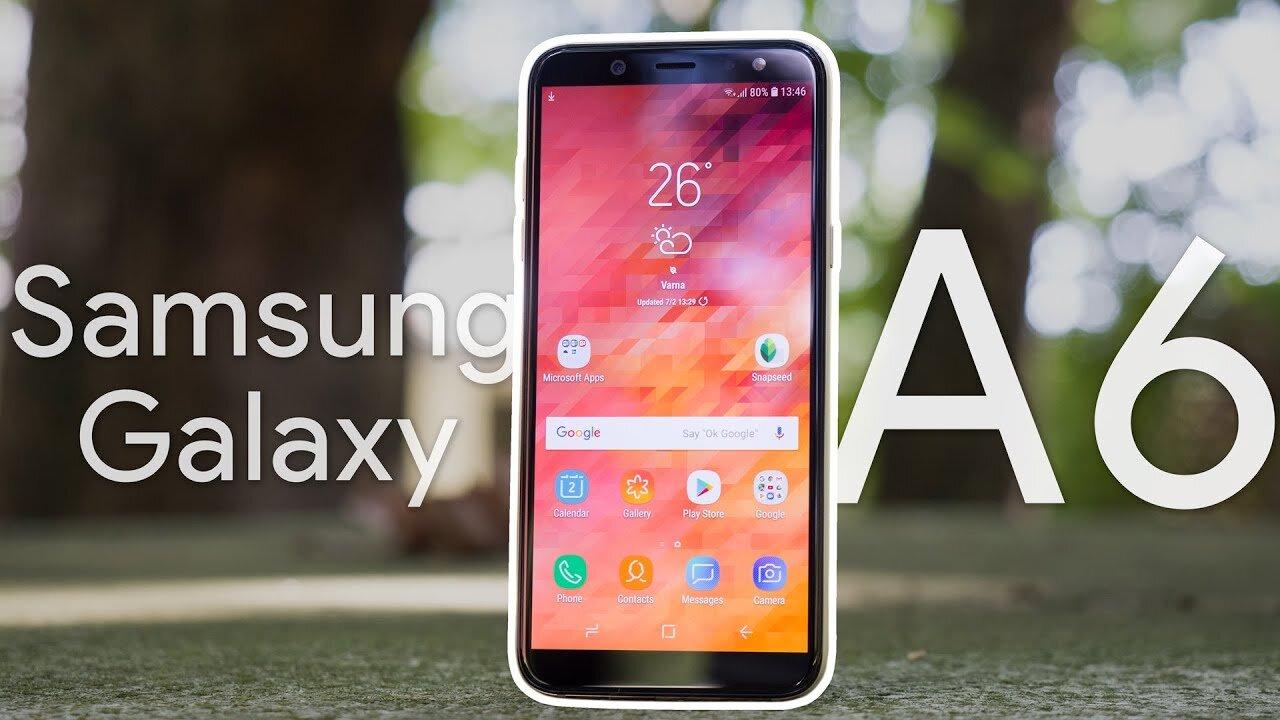 Đánh giá Samsung Galaxy A6