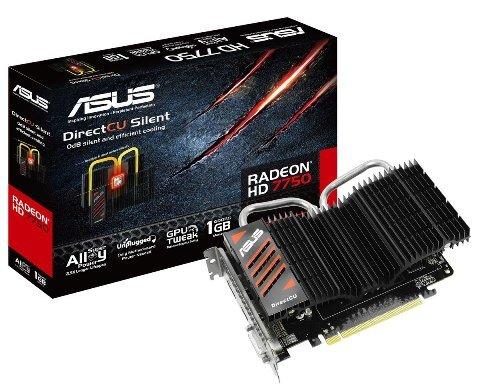 VGA Asus HD7750-DCSL-1GD5 (Giá tham khảo: 1.400.000đ)