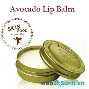 Son dưỡng môi Skinfood Avocado lip balm