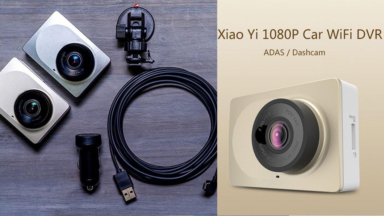 Camera hành trình Xiaomi Yi DVR