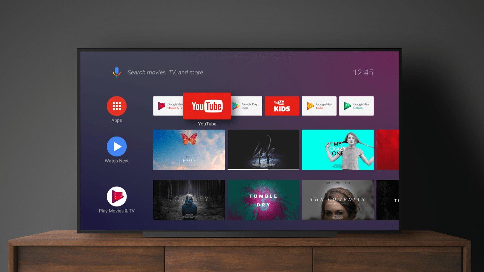 Có rất nhiều loại Android TV cho bạn lựa chọn