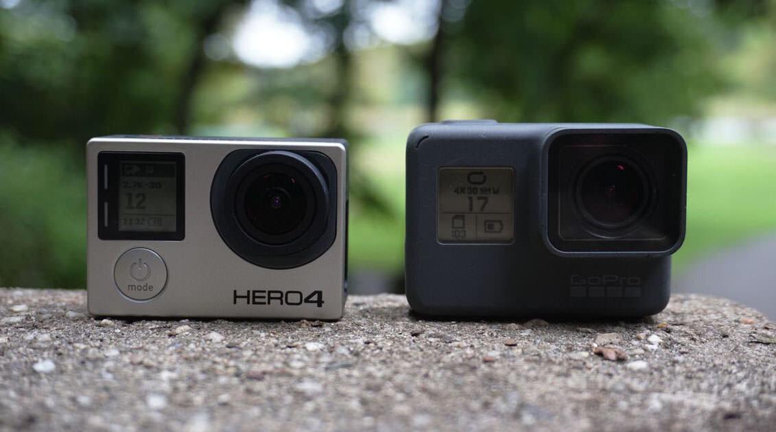 GoPro 4 hay GoPro 5 là sản phẩm phù hợp với bạn?