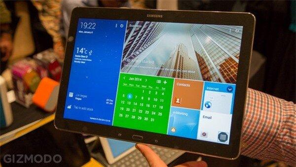 """Samsung chính thức """"nổ súng"""" phân khúc tablet 12,2 inch 1"""