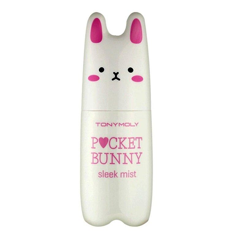 Xịt khoáng của Tonymoly – Pocket Bunny Sleek Mist