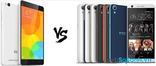 Cùng có màn hình kích thước 5 inch, nhưng độ phân giải và mật độ điểm ảnh của màn hình điện thoại Mi 4i ấn tượng hơn