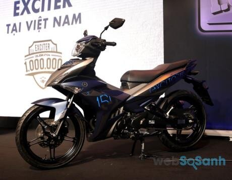 Xe máy Yamaha Exciter 2017