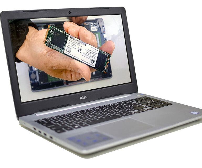 Dell Inspiron N3567 sở hữu những nét thiết kế đặc trưng của Dell với vẻ ngoài đơn giản mà cứng cáp