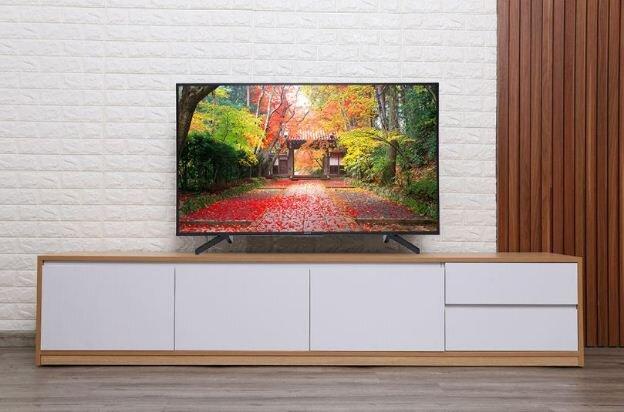 Internet Tivi Sony 4K 55 Inch KD-55X7000F Motionflow™ XR 200 Hz