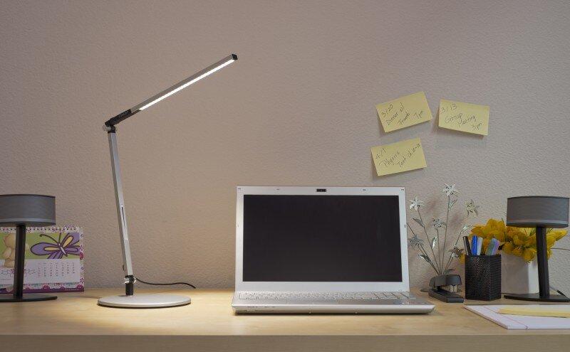 Đèn bàn của Philips cho chất lượng nguồn sáng tốt hơn