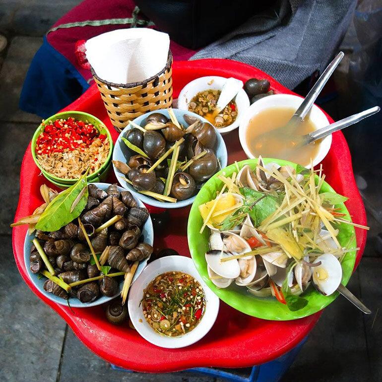 Ốc luộc (Nguồn:photo-3-baomoi.zadn.vn)