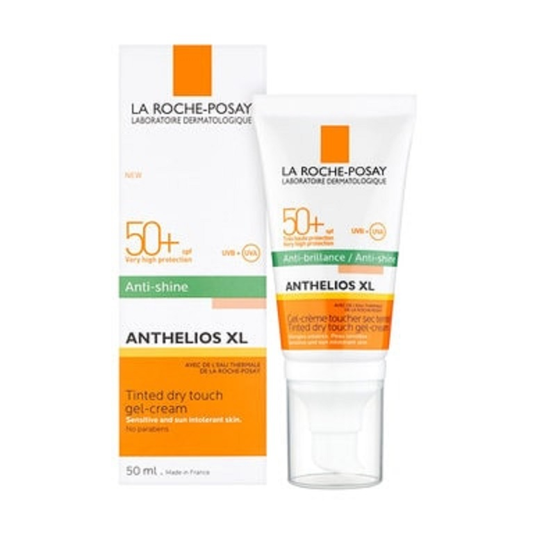 Kem chống nắng kiềm dầu La Roche-Posay Anthelios XL Dry Touch