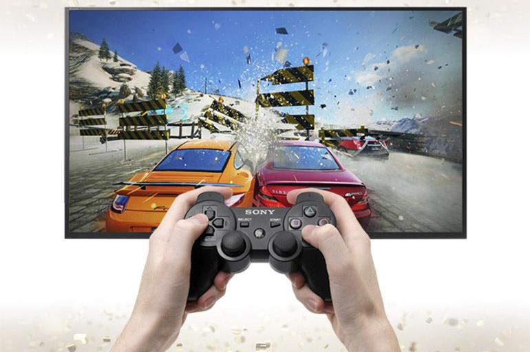 Những lưu ý cần nắm rõ khi mua tivi phục vụ nhu cầu chơi game trong năm 2018